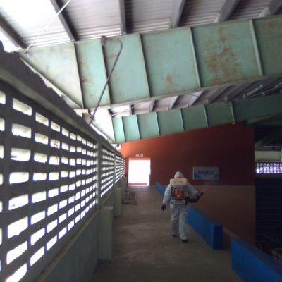 El paro es total en el deporte en Yucatán