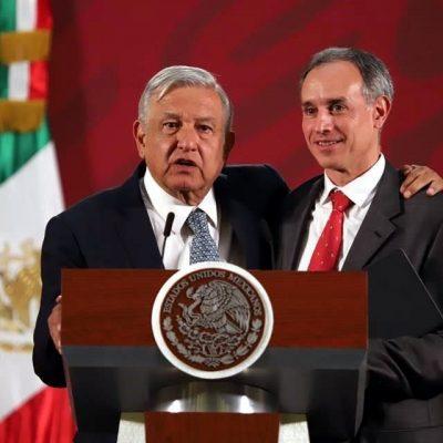 Salud federal reporta 367 casos de Covid-19 y cuatro muertes en México