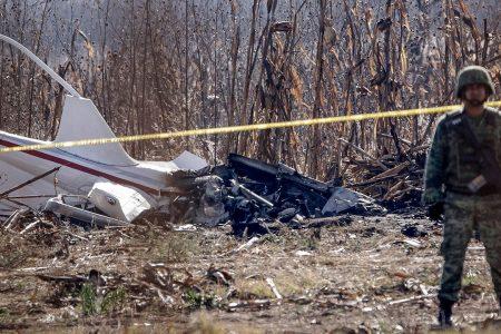 Helicóptero de Marta Érika Alonso y Moreno Valle ya tenía fallas: SCT