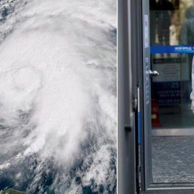 Si el Covid-19 fuera huracán, entramos ya a la fase de impacto directo