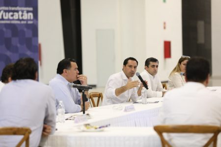 Vila pide a empresarios no despedir empleados ante la contingencia por Covid-19