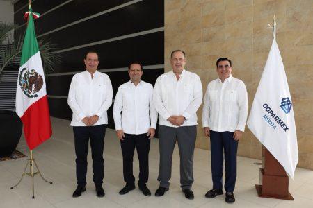 Seguridad, de las principales ventajas competitivas de Yucatán: Coparmex