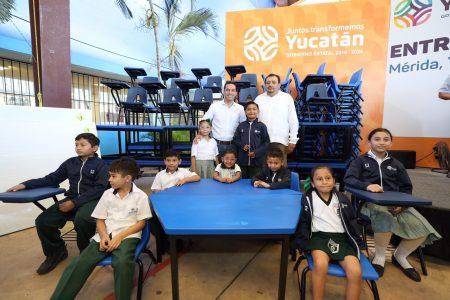 Mejoran la experiencia educativa de alumnos yucatecos