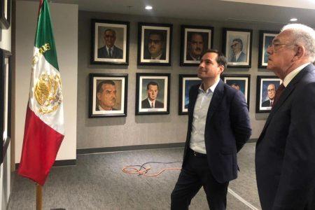 Analizan proyectos de infraestructura y telecomunicación para Yucatán