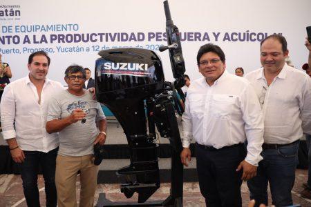 Pescadores de Yucatán, con navegación más segura y ecológica