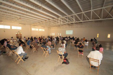 Hasta en lengua maya les dicen a los yucatecos que se queden en casa