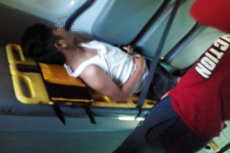 Grave caso de maltrato infantil en Kanasín: menor acaba en el hospital