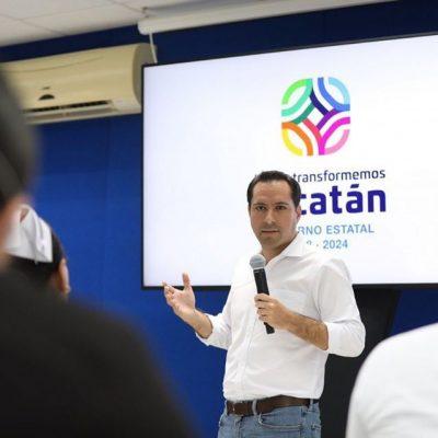 Mauricio Vila ofrece mensaje especial a los yucatecos ante la contingencia por Covid-19