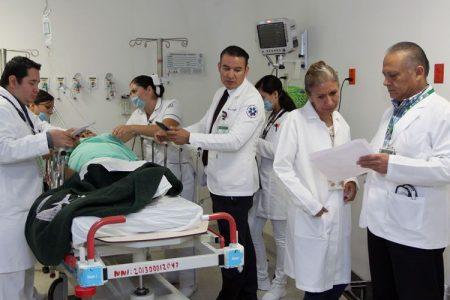 El IMSS Yucatán abre convocatoria para contratación temporal de médicos especialistas