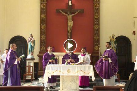 Pandemia de Covid-19 no es un castigo divino: arzobispo de Yucatán