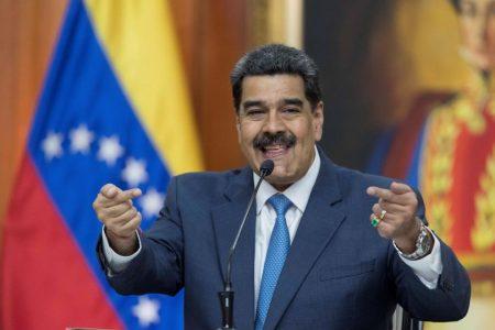 Estados Unidos acusa a Maduro de tráfico de drogas y lavado de dinero