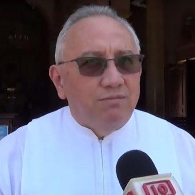 Campaña de la Iglesia Católica para ayudar a gente necesitada por el Covid-19