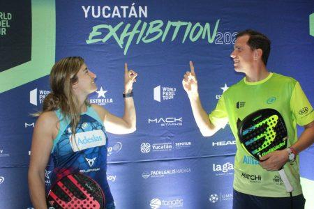 El pádel irrumpe en Yucatán con dos torneos internacionales
