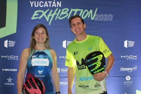 Se pospone el World Padel Tour Exhibition en Yucatán