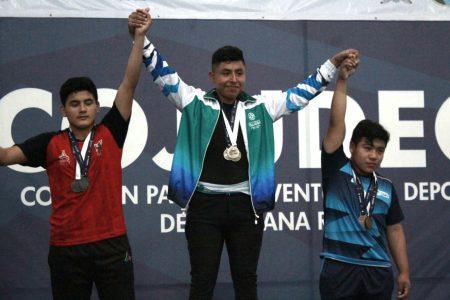 Cosecha de oro para Yucatán al iniciar el regional de levantamiento de pesas