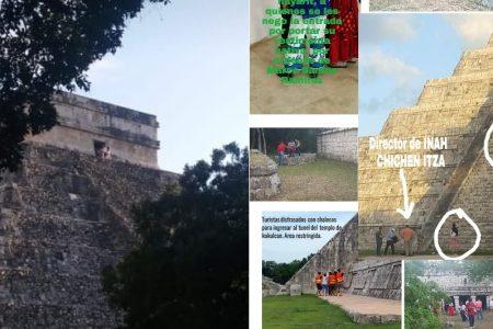 Denuncian 'mafia' en Chichén Itzá que abusa de turistas y permite ilegalidades