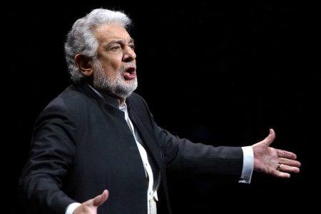 Da positivo a Covid-19 el tenor español Plácido Domingo