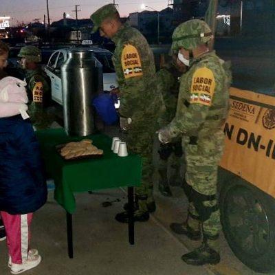 Preparan el Plan DN-III para enfrentar el coronavirus Covid-19 en México