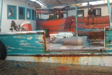Infarto le quita la vida a pescador en altamar