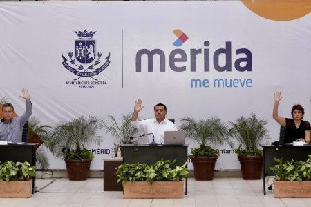 Cabildo meridano aprueba el primer paquete de estímulos fiscales