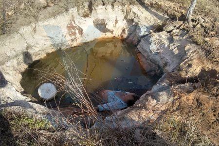 Encuentra muerto a su padre en una sarteneja, en el sur de Yucatán