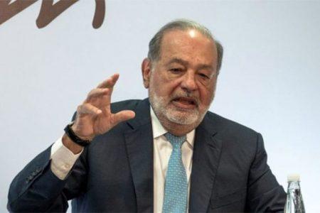 Fundación Carlos Slim dona mil millones de pesos para la lucha contra el Covid-19