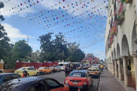 Taxistas desquician centro histórico de Valladolid: rechazan a independientes