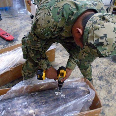 Se acabó la fiesta: el fisco congela cuentas de empresa pesquera de Yucatán