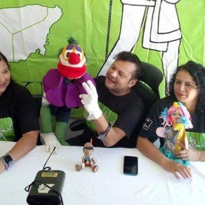 Festejarán en Mérida el Día Mundial del Títere