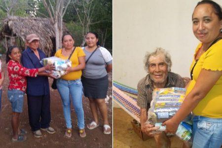 El Covid-19 en municipios de Yucatán: Tixméuac reparte despensas; otros dicen adiós al alcohol