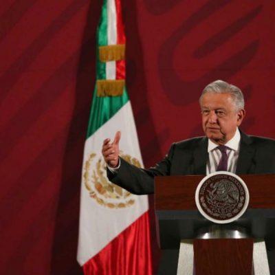 AMLO descarta toque de queda en México por Covid-19