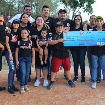 La Liga Estatal Yucateca de Béisbol no para: arranca hoy su segunda temporada