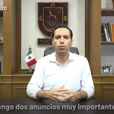 Por coronavirus, anticipan en Yucatán la suspensión de clases: desde el 17 de marzo