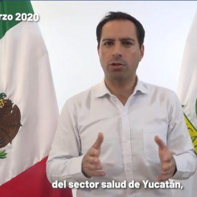 Anuncian cierre de centros comerciales y empresas en Yucatán, por Covid-19