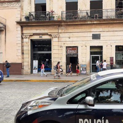 Fallece empresario en un hotel frente a la Plaza Grande