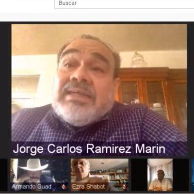 Necesarios acuerdos de unidad para la reactivación económica: Ramírez Marín
