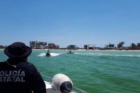 No es momento de pasear en la playa y en el mar; no son vacaciones: SSP Yucatán