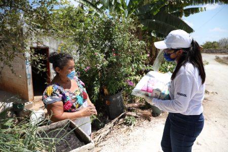 Un poco de alivio para las familias yucatecas ante la crisis por el Covid-19