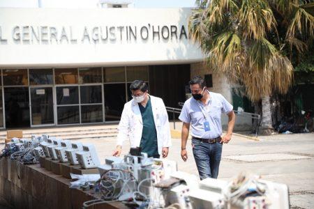 Avanza la reconversión hospitalaria en Yucatán para lo más crítico del Covid-19