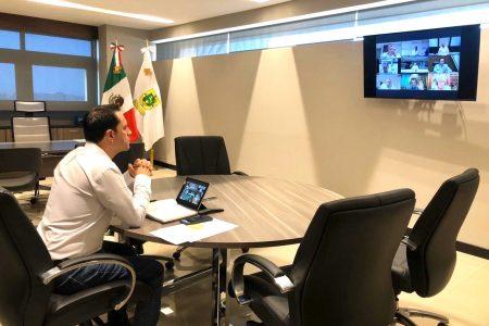 Mauricio Vila propone a la Federación un peso a peso para duplicar beneficiarios del Seguro de Desempleo