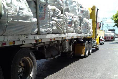 Pese al Covid-19, continúa la importación de cemento de Turquía y Egipto