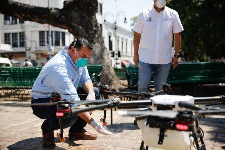 La tecnología, aliada del Ayuntamiento en el combate del Covid-19 en Mérida