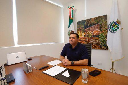 El Ayuntamiento de Mérida, con programación en línea que invita a estar en casa