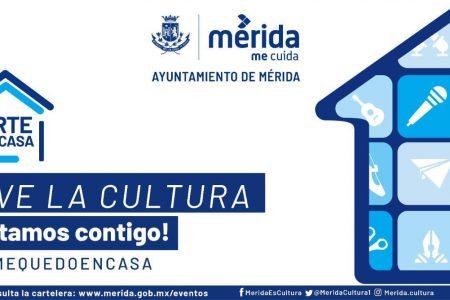 """Comienza """"Arte en casa"""" del Ayuntamiento de Mérida"""