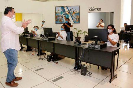 Ayuntamiento habilita una plataforma de apoyos emergentes y un call center de atención por Covid-19