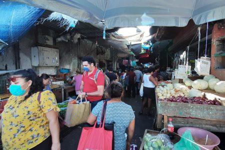 Por Fase 3 del Covid-19, mercados de Mérida cerrarán a las 3 pm