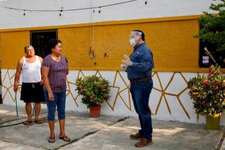 Renán Barrera anuncia apoyos económicos para la crisis del Covid-19