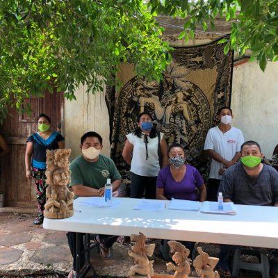 Cierre de Chichén Itzá afecta a más de dos mil artesanos y trabajadores