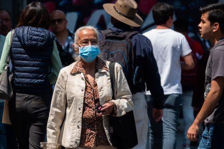 Los más afectados por Covid-19 en México, adultos mayores y gente de 50 a 59 años