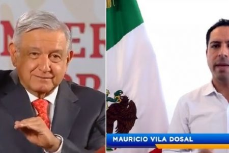 El gobierno actual de Yucatán se caracteriza por su honestidad: AMLO
